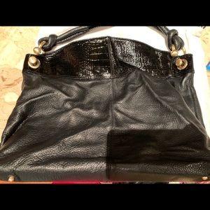 BCBG leather handbag